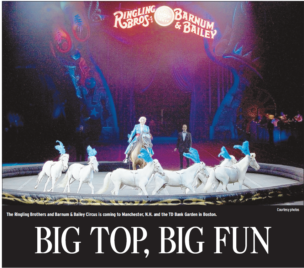 Big Top, Big Fun
